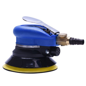 Freeshipping Electric Air Sander Wood Sanding Machine Polishing Tools Furniture Wall Grinding Sander Set With Dust Collection Hose