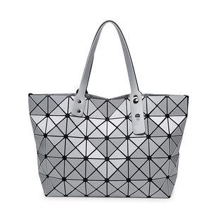 7 * 8 Геометрия сумка мого Сезонного Silence Light волочение Ромб Magic Cube пакет Exceed Леди Огонь сумка Luxury Bag Trend