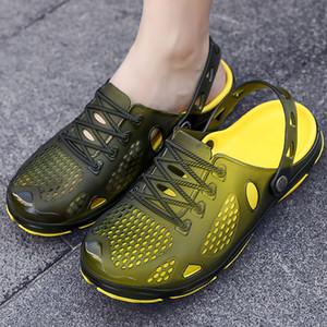 JİNTOHO erkekler ve kadınlar rahat ayakkabılar spor ayakkabı moda hafif ev örgü nefes sandalet plaj