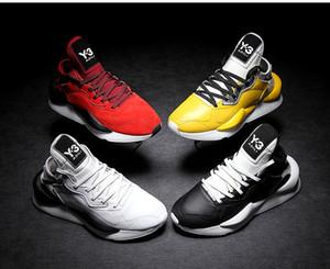 2019 más nuevos hombres de zapatos casual Y3 Kaiwa gruesos zapatos corrientes de Y3 Kaiwa Chunky Deportes zapatillas de deporte los calzados informales de formación 21