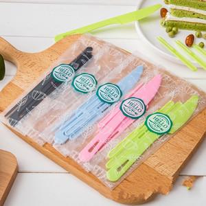 Faca descartável Garfo Talheres Terno Louça De Plástico Kit Festival de Outono Mid Moon Cake Dinner Service Set Vender Bem 0 17bq J1