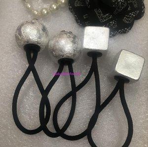 New ~ sfera d'epoca o di legame dei capelli claissc capelli firmati corda smart-CC moda blocco accessries capelli con il regalo del partito scheda di carta
