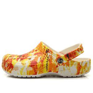 Deslizamento clássico sobre Garden Clog sapatos masculinos de secagem rápida Praia Verão Chinelo oco Virar sapatos Flop Sandals Outdoor Mulheres CitiLane
