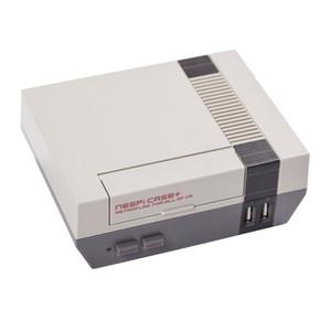 Nueva versión NESPi Case + Shell Box Funda clásica estilo NES Plus para Raspberry pi 3B +, 3B, 2B y B + DHL FEDEX EMS ENVÍO GRATIS