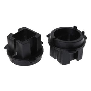 2PCS Automobiles Car H7 Xenon HID Bulbs Adapters Holders Base for Kia K5 Bulb Holder Headlight Adapters Socket Base