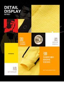 2018 Marke Neuheit Strampelhöschen chinesische Kongfu Bruce Lee-Baby Kleidung 0-24M aus 100% Baumwolle Superqualität ropa Babykostüm