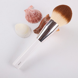 big size LA MER foundation loose powder brush bb cream powder brushes makeup brush cosmetic makeup tool 50 pcs free shipping DHL