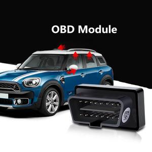 Módulo OBD Cierre inteligente de ventanas + Espejo Plegado automático + Bloqueo del techo solar para Mini Cooper F54 F55 F56 F57 F60 Plug and Play