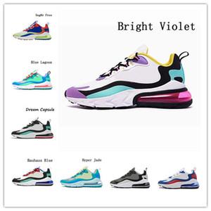 2019 coral descorado reagir sapatos corredores laranja cinza In My sente mulheres de luxo preto Bauhaus ópticos sapatilhas sapatos dos homens do desenhista quente
