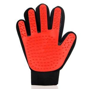 Nicrew Pet Haarentfernung Pinsel Catnip Tierhaarbürste Finger-Handschuh für Cat Grooming Massage Versorgung Putzhandschuh für Tier Andere Cat Supp