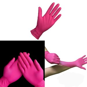 Disposable Gloves Nitrile Latex Gloves Latex for Home Food Laboratory Cleaning Gloves 100Pair Lot