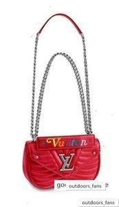 Wave Chain Bag Pm M51930 Women Shows Totes Handbags Top Handles Cross Body Messenger