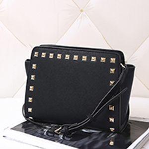 الأوروبية والأمريكية نمط جديد السيدات أرجوحة حقيبة الكتف حقيبة يد PU الجلود سبعة لون / عدد كبير من تكاليف الشحن