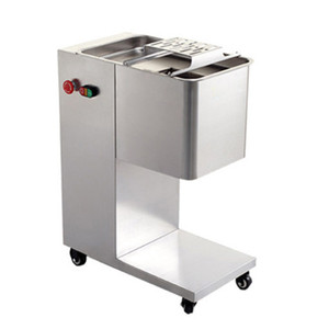 BEIJAMEI Ресторан Desktop Commercial Fresh Meat Slicer Cutter машины Электробритвы Говядина Баранина Свинина Мясо нарезка Cutting