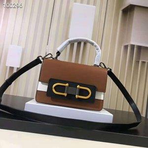 Designer- Fula nouveau style haut véritable sacs à bandoulière en cuir sac à bandoulière design de luxe célèbre sac à bandoulière de la marque 4 couleurs en option