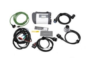 MB SD C4 para a estrela C4 do MB da ferramenta diagnóstica da estrela de Mercedes para carros / caminhões