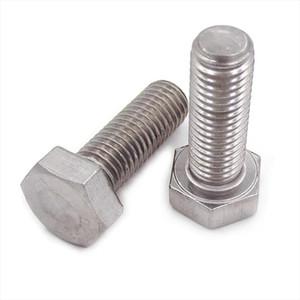 OEM buena calidad fabricación titanium screw tittanium medical screw Nueva llegada M6 titanium screw 6al4v perno con el mejor precio de alta calidad
