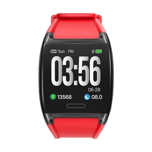 2019 V2 Pulsera inteligente IP67 Podómetro impermeable Rastreador de ejercicios Ritmo cardíaco Presión arterial Reloj Banda Actividad Rastreador Pulsera