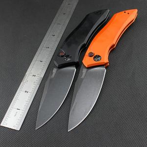 Kershaw 7100 Launch 2 Автоматическая Tactical Складной нож D2 лезвия CNC T6016 Алюминиевая ручка Открытый Отдых Охота выживания Карманный EDC Инструменты