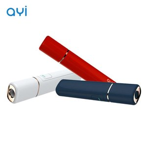 Hot Original heat without burn AYI TT7 Kit Vaporizer portable vape pen electronic cigarette not fire for heating cartridge DHL free shipping