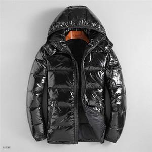 20FW 남성 디자이너 겨울 코트 브랜드 지퍼 코트 야외 스포츠 재킷 플러스 사이즈 디자이너 다운 자켓 가을 겨울 코트 윈드 브레이커