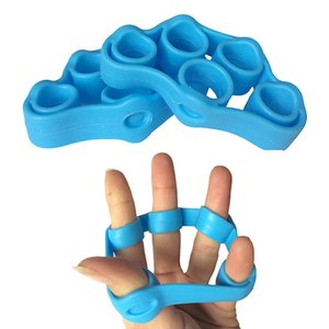 Fitness Hand Puller Finger Band Trainer Silicone Tension Expander Power Tools Hand Exerciser Muscle Strength Recovery Training