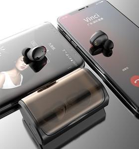 T8 TWS Wireless Earphone Bluetooth 5.0 6D Noise cancelling True Stereo PK i100 i200 i500 i800 tws