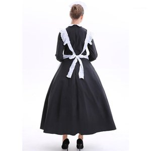 Housemaid Theme Costume Bavarian Nation Costume Of Theatre Sexy Maid Night Club Cosplay Dresses Halloween Women