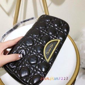 D2020 зима новая мода женская сумка простой дикий наплечная сумка плеча Messenger женский браслет сумка L65780