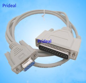 5pcs New High quality 9 holes to 25 pins serial port cable for TM-U220 TM-T88IV TM-T88V TM-U230 TM-U950 POS PRINTER