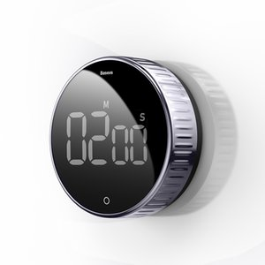 LED Digital Kitchen Timer For Cooking Shower Study Stopwatch Alarm Clock Magnetic Electronic Cooking Countdown Timer
