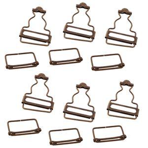 200Pcs Lingerie Adjustment Gadget 100 x O Rings Bra Strap Adjuster + 100 x Fig 8 Bra Strap Adjuster for Girl Women