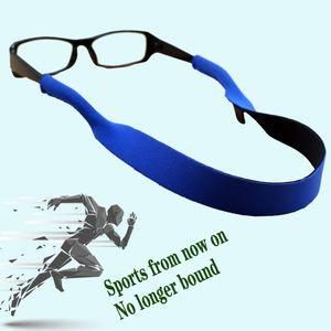 Waterproof sports non-slip glasses rope neoprene sunglasses strap glasses strap cool glasses accessories
