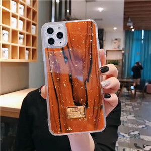 3D Wood grain Silicone phone case For Samsung for iPhone XR XS 11 Pro Soft PU الكمالية Retro Cover Back Cover