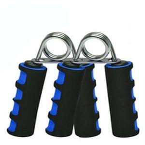 Tools Foam A Shape Exercising Fitness Finger Training Random Color Wrist Accessory Strenthening Spring Grip