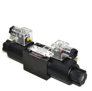 hydraulisches Richtungssteuerventil mit drei Stellungen 3-Wege-Steuerventil DSG-01-3C3 DC 24 Magnetwegeventile betätigen
