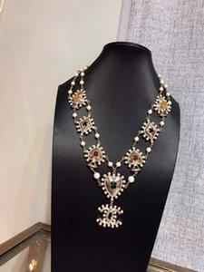 el diseñador de joyas de perlas collar pendientes collar de ladrillo hacia fuera helado collar para hombre de las cadenas de joyería 14k cadenas de oro anillos cadena de eslabones cubano
