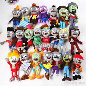 2019 quentes 30CM 12 '' Plants Vs Zombies Soft Toy Plush Doll Jogo Figura Estátua Baby Toy para Crianças Presentes