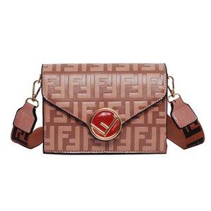 Mulheres sacos de pequeno Mulheres 2020New Moda Cadeia quadrado pequeno saco simples Bag