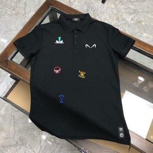 2020 nuova di alta qualità coppia Estate in cotone T-shirt 20.200.213-011