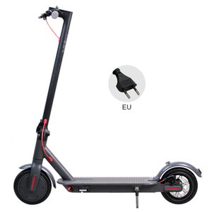 Electric Scooter 250w 36v 8.5inch Max 30km h D9 with Bluetooth APPS Smart Foldable Scooter PK M365