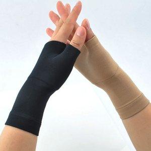 Guantes músculos 2PCS Chinlon tendinitis Corrector de Médicos de pulsera deportivo de soporte de compresión manga dolor de las articulaciones Artritis Esguinces
