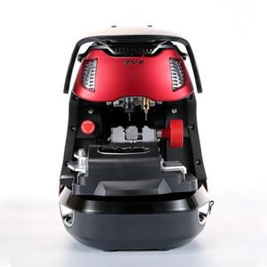 Neueste 2M2 Magie Tank-Automatik-Auto-Schlüssel-Ausschnitt-Maschine mit Batterie