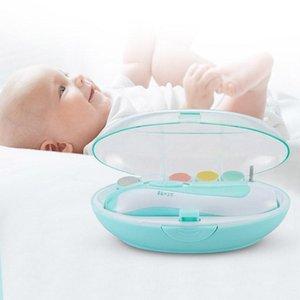 아기 자동 전기 네일 트리머 베이비 네일 클리퍼 다기능 전기 매니큐어 세트 네일 장치 베이비 케어 액세서리 YYA15