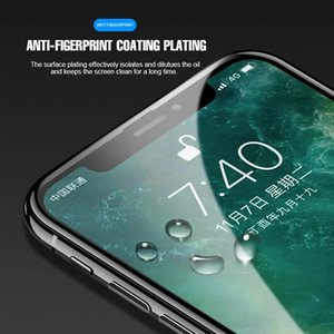 10D Safety protective glass on the for iphone x xs max xr plus 10 10s 10r sx rx xsmax protection phone protector ihpone iphon W39