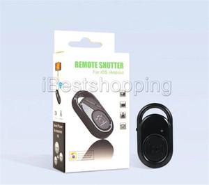 Bluetooth-Fernbedienungstaste Wireless-Controller Selbstauslöser Kamera-Stick Auslöser Telefon Einbeinstativ Selfie für ios