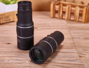 16X52 high-resolution low-light dual - light Vision single-tube single-outdor bird-watching telescope observation distance 98-8000M