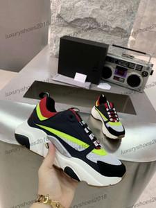 2020 Nova Homme B22 sapatilha Mulheres Moda Mens pai calça as sapatilhas vestido de passeio Casual Shoes Sneakers