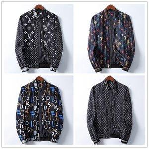 2020 mens designer Jacket Hip Hop Windbreaker fashion designer jackets Men Women Streetwear Outerwear Coat high quality luxury denim jacket