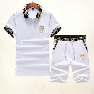 2020 Men designer jogging suits two-piece clothing set casual jacket + pants clothing man designers clothes sweatsuit luxury tracksuit